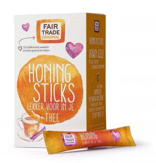 Nieuw: Honing In Sticks