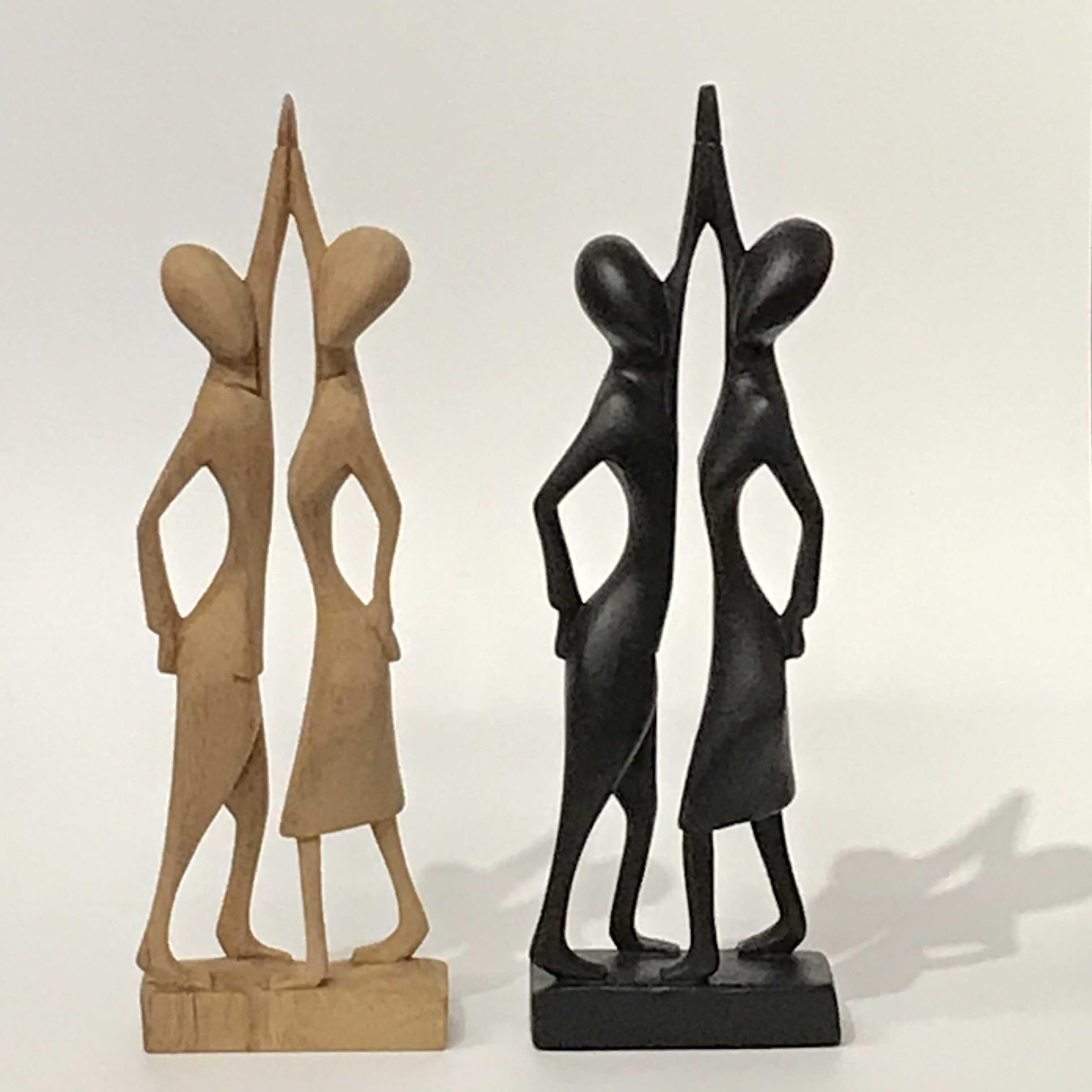 Danspaar, Symbool Van Samenwerking, Kracht En Elegance